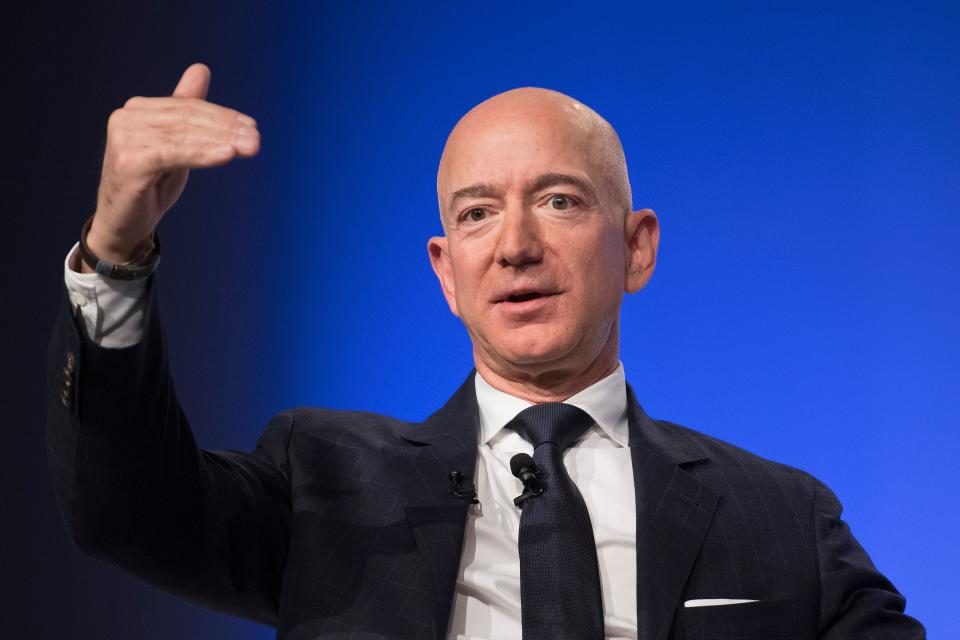 After Bezos graduated from Princeton University in 1986, he was offered jobs at Intel, Bell Labs, and Andersen Consulting, among others. He first worked at Fitel, a fintech telecommunications start-up, where he was tasked with building a network for international trade.
