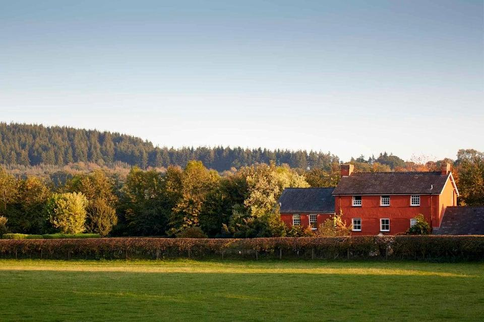The Felin Fach Griffin's owners are founding members of the Sustainable Restaurant Association (The Good Hotel Guide)