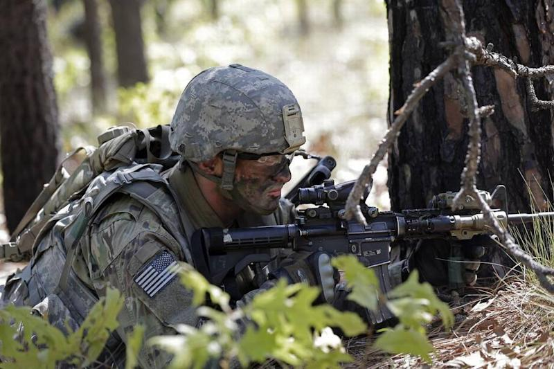 Dozens of soldiers in Fort Bragg survival class test positive for coronavirus, Army says