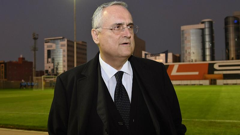 Coronavirus: Serie A return 'a victory for Italian football' – Lazio president Lotito