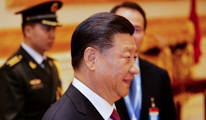 Xu published an article last year criticising the decision to lift the two-term limit for Chinese presidents. Photo: AFP