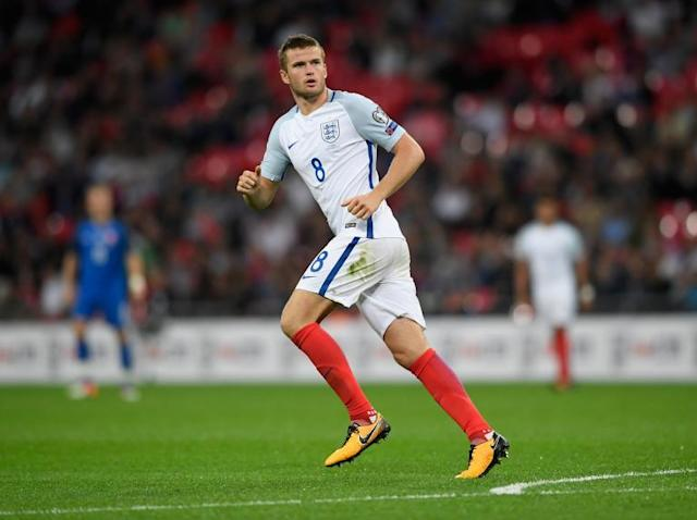 Eric Dier delighted with England's 'stepping stone' win over Slovakia