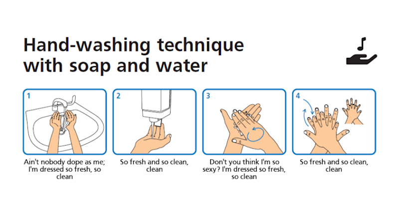 Can COVID-19 Ever Be Funny? The Coronavirus Handwashing ...