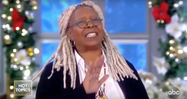Whoopi Goldberg, Meghan McCain, cool down and address on-air blowup