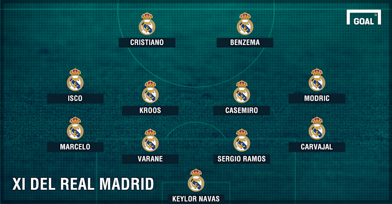 PS XI Real Madrid