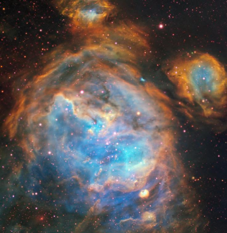 Galactic collision 'will make our galaxy's black hole grow