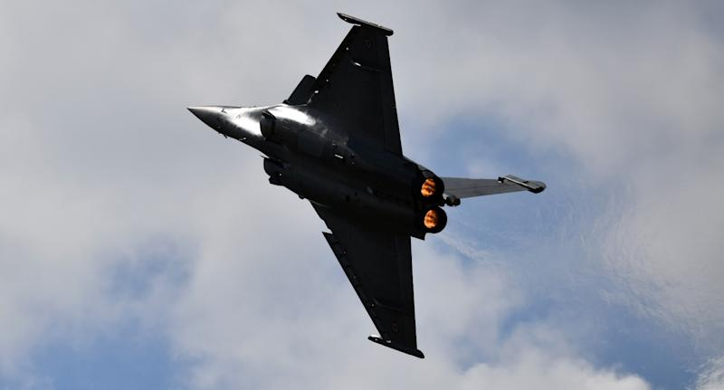 The IAF's mighty Rafale