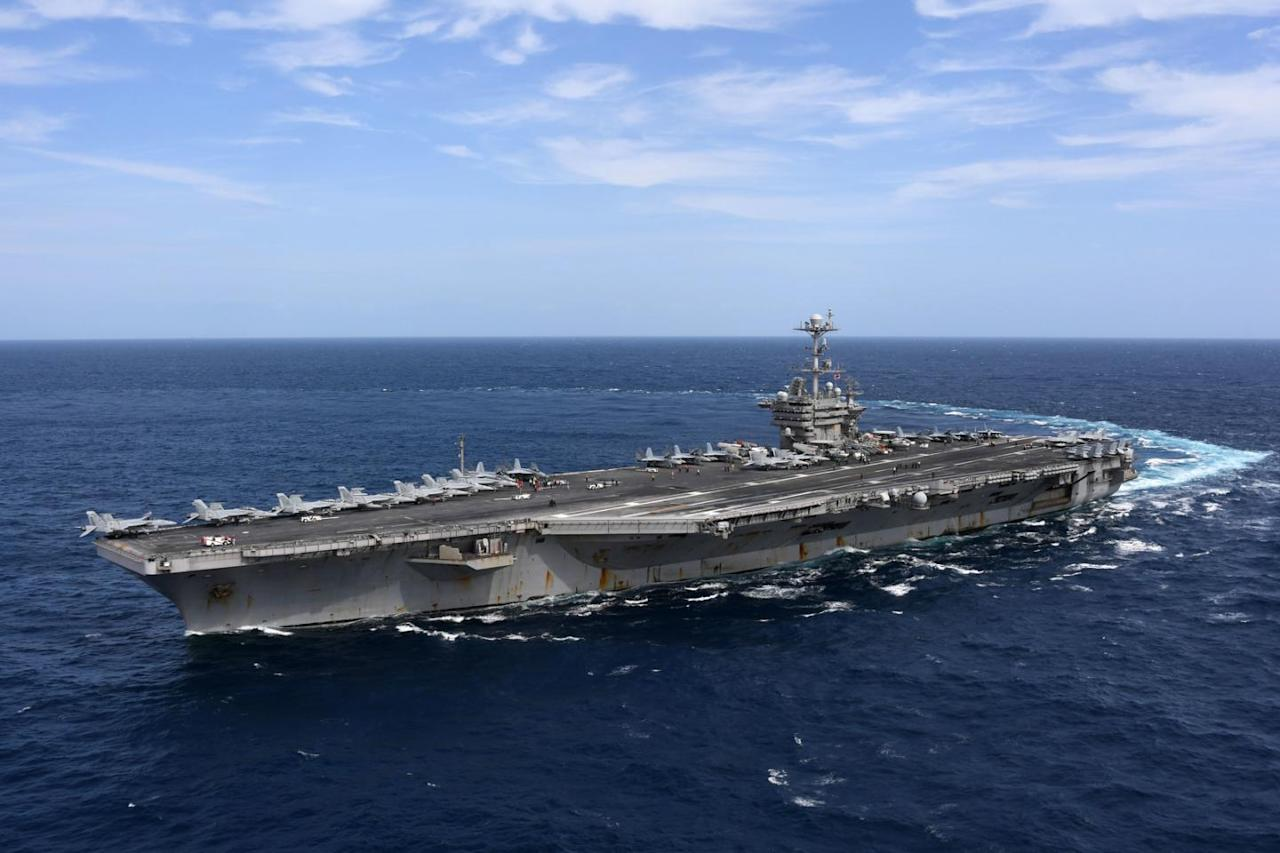 The Navy Is Ready To Kill China's Aircraft Carrier On The Open Sea