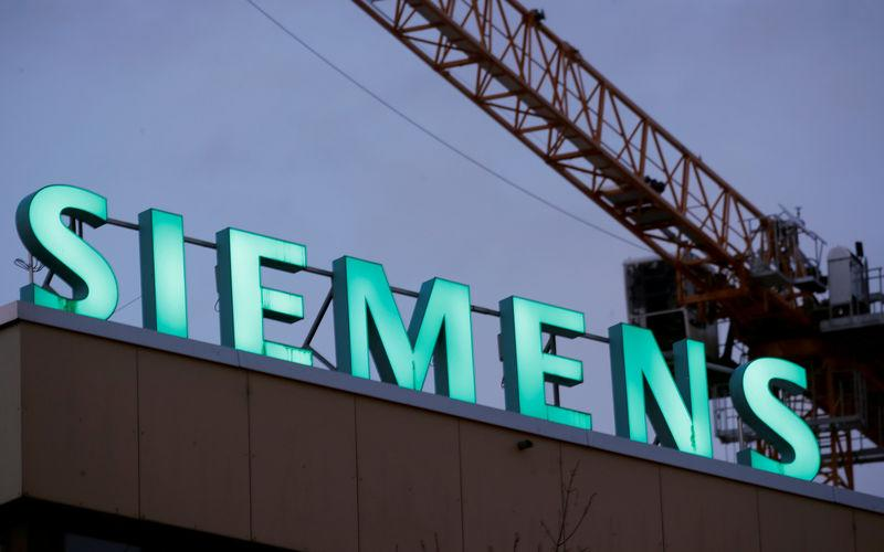 Siemens CEO says aim of overhaul is for sound and strong company