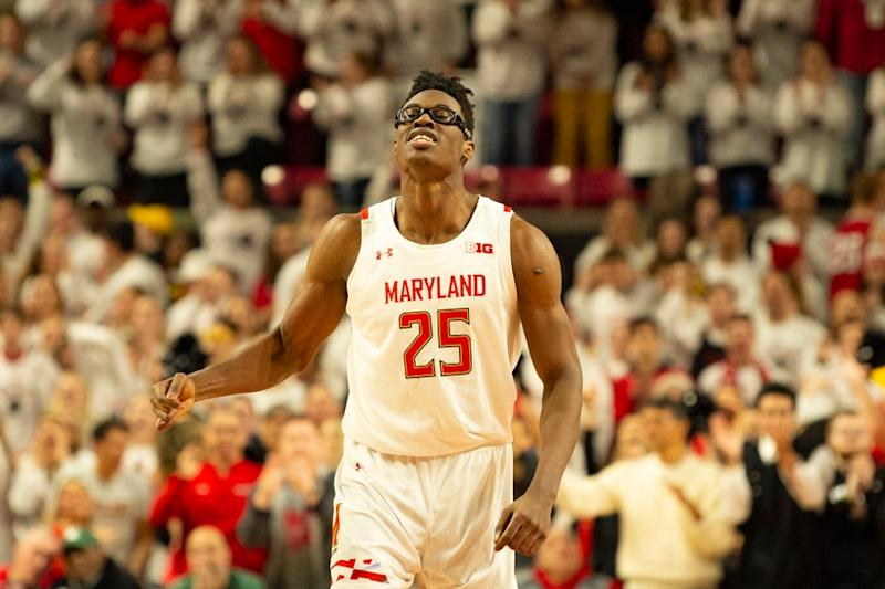 Jalen Smith at Maryland