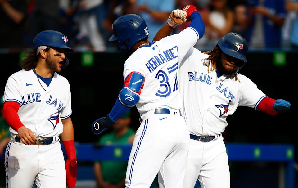 Breaking down the Blue Jays' current heater and how it compares to the best late-season stretch the memorable 2015 season had to offer. (Getty)