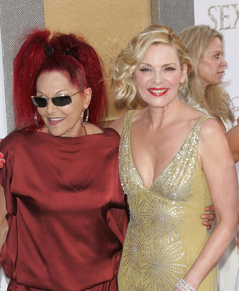 "<a href=""http://movies.yahoo.com/movie/contributor/1808860307"">Patricia Field</a> and <a href=""http://movies.yahoo.com/movie/contributor/1800020428"">Kim Cattrall</a> at the New York City premiere of <a href=""http://movies.yahoo.com/movie/1810111276/info"">Sex and the City 2</a> - 05/24/2010"