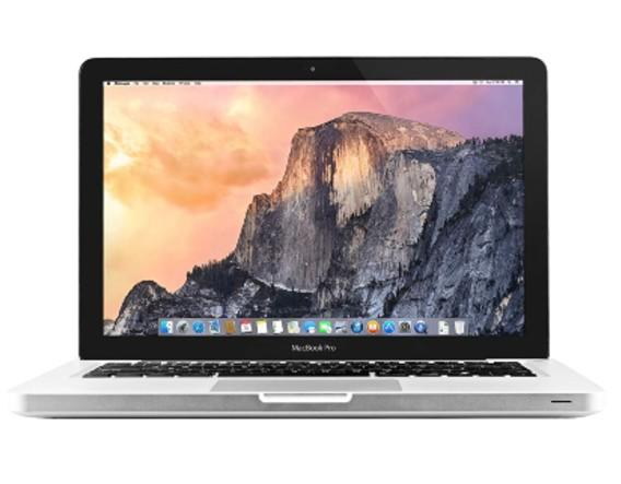Apple MacBook Pro MD101LL/A 13.3-inch Laptop . (Photo: Amazon)