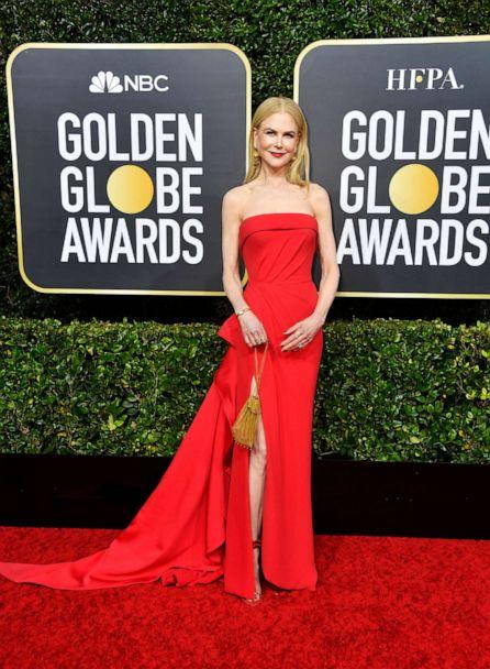 PHOTO: Nicole Kidman attends the 77th Annual Golden Globe Awards at The Beverly Hilton Hotel on Jan. 05, 2020, in Beverly Hills, Calif. (Frazer Harrison/Getty Images)