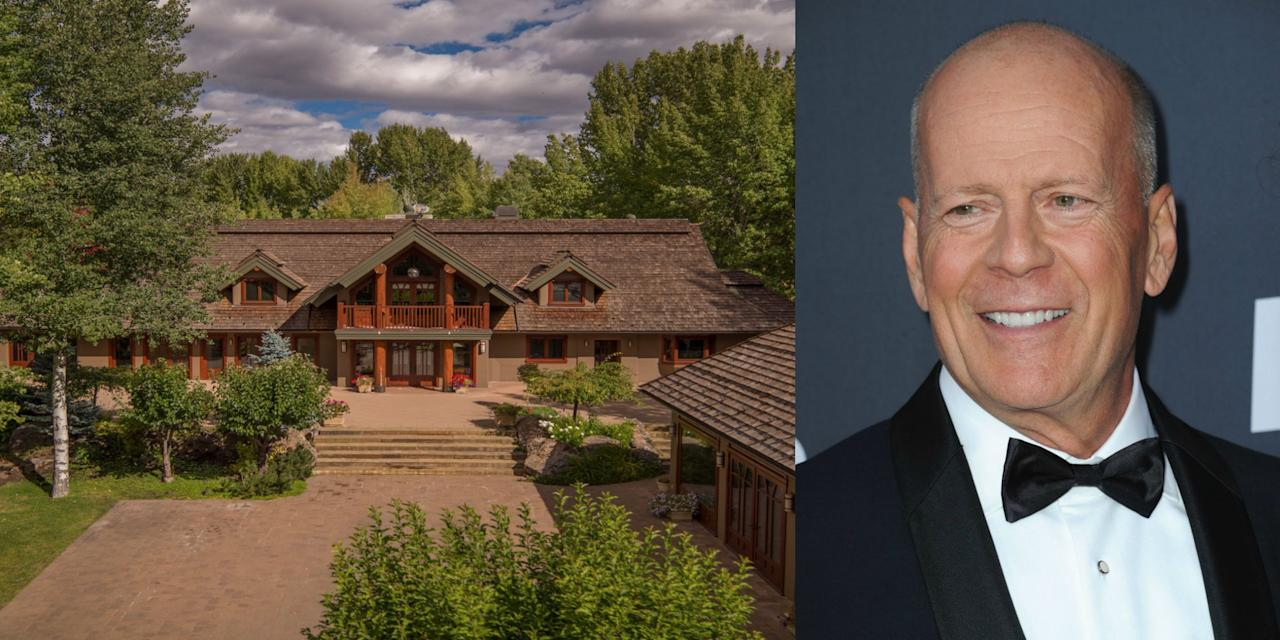 "<p><strong>Actor Bruce Willis has officially sold his 20+ acre lakefront ranch property in Hailey, Idaho, just 12 miles south of Sun Valley. </strong></p><p><strong></strong>In 2011, Willis listed the estate for $15 million (£11.55 million) with Sotheby's, then re-listed it in 2016 as a co-listing with Engel & Völkers Sun Valley and Keller Williams for the same price. While the home's final sale was only a fraction of the original listing price, Willis' listing represents the single biggest residential sale ever in the Hailey area. Travis Jones was the listing agent with Engel & Völkers <a rel=""nofollow"" href=""https://sunvalleyphoto.com/bruce-willis-residence-sun-valley"">Sun Valley</a>. </p><p>The far-from-modest, 8,400-square-foot home was fully rebuilt by Willis in 2003, and currently features six bedrooms, a guest house, and a gym. Willis also added several streams and ponds to the property, along with an impressively grand heated pool that features waterslides, waterfall features, and a rope swing.</p><p>Take a look below to see inside the property.</p>"