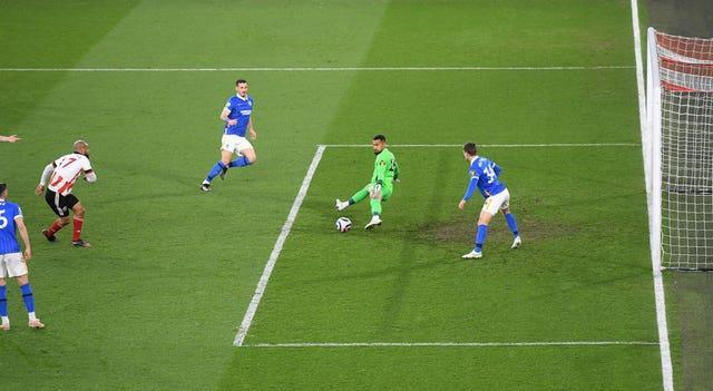 David McGoldrick's first-half strike proved enough for Sheffield United
