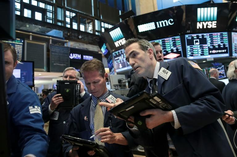 US tech stocks advanced and oil prices stabilized, but retail shares were hard hit, while European makets retreated on the anniversary of the Brexit vote