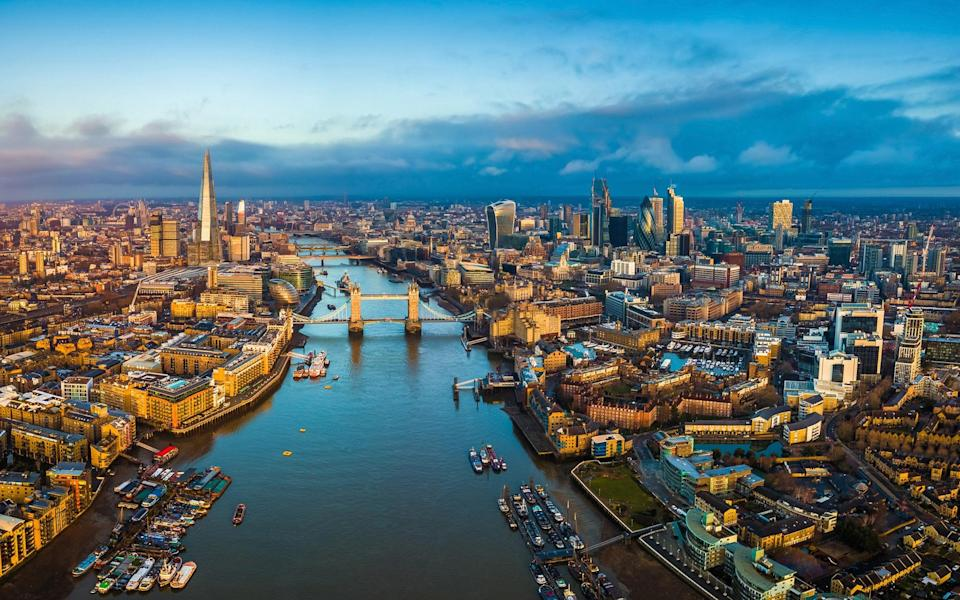 The river Thames is still the life blood of London, flanked with culture at every turn