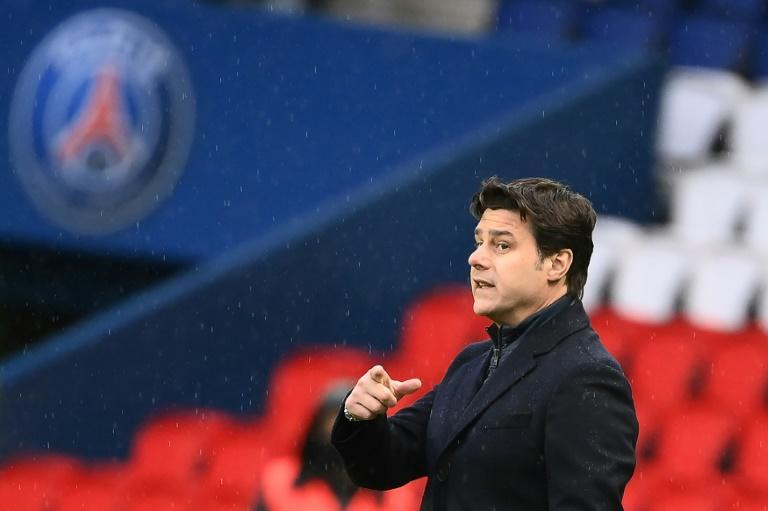Mauricio Pochettino has lost three of his 12 Ligue 1 games in charge of Paris Saint-Germain going into Sunday's crunch clash at Lyon