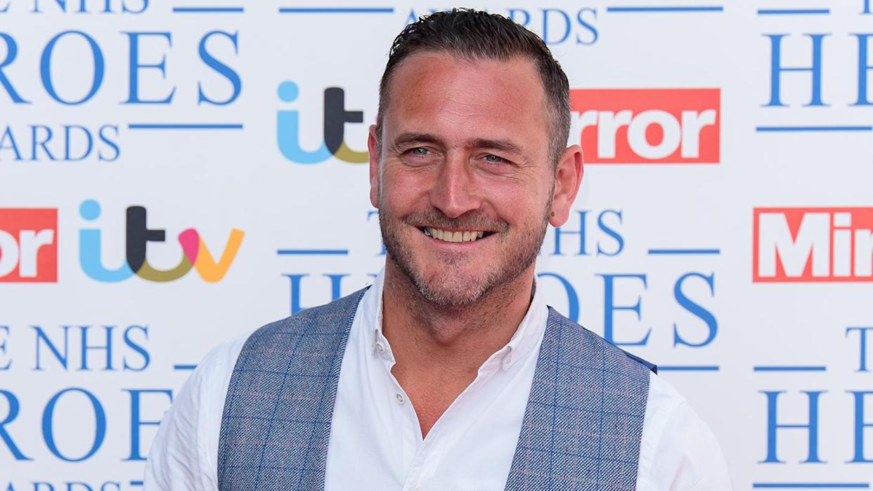Will Mellor has revealed he had his identity stolen by money launderers. (Getty Images)