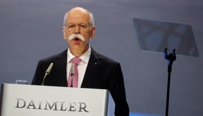 FILE PHOTO: Daimler AG annual shareholder meeting in Berlin