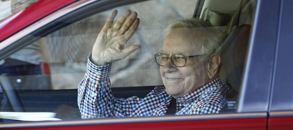 Warren Buffett says do this with your $1,400 stimulus check