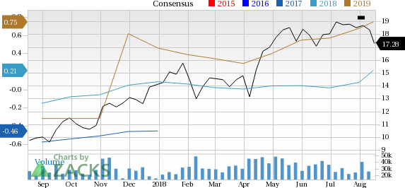 WPX Energy (WPX) sees solid earnings estimate revisions and looks poised to shock the market, and yet seems overlooked by the investors.