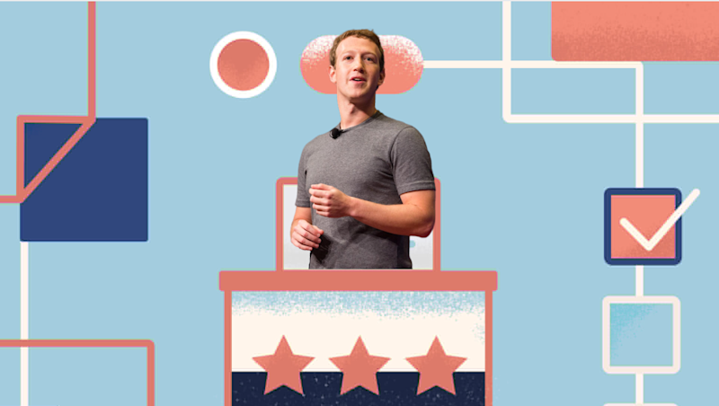 People governance, regulation on Zuckerberg's mind this decade