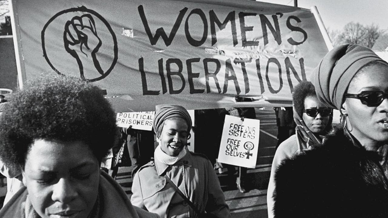 You want change with a purpose? You want women's lib? You ain't seen nothin' yet.