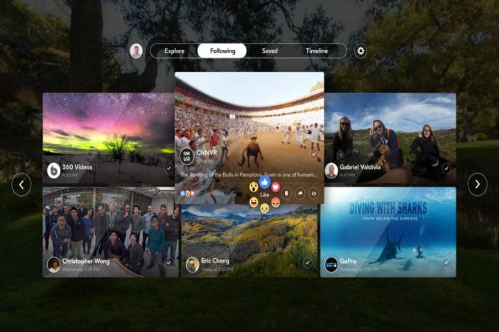 7180b213901 Watch YouTube on a screen bigger than reality with Samsung Gear VR