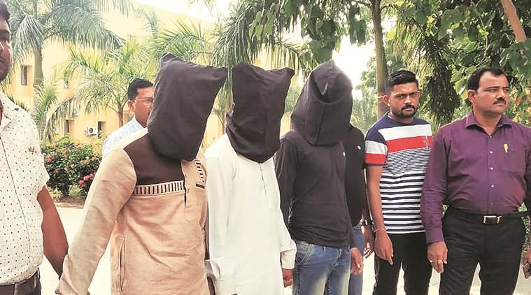 Three held in Gujarat for murder of ex-Hindu Mahasabha leader