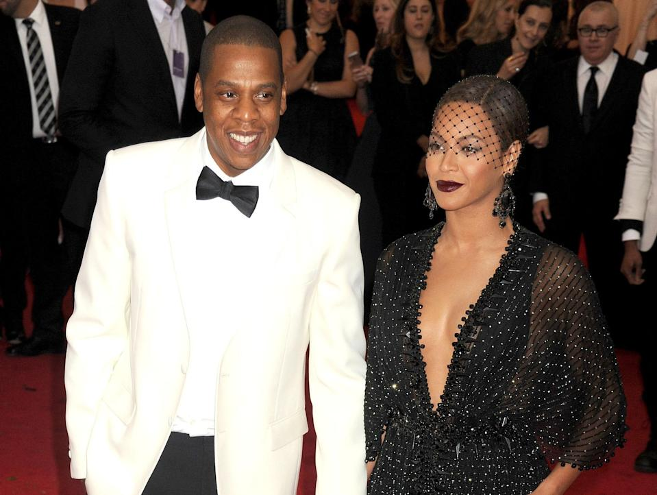 Beyonce and Jay-Z skipped this yea'rs Met Gala. (PA)