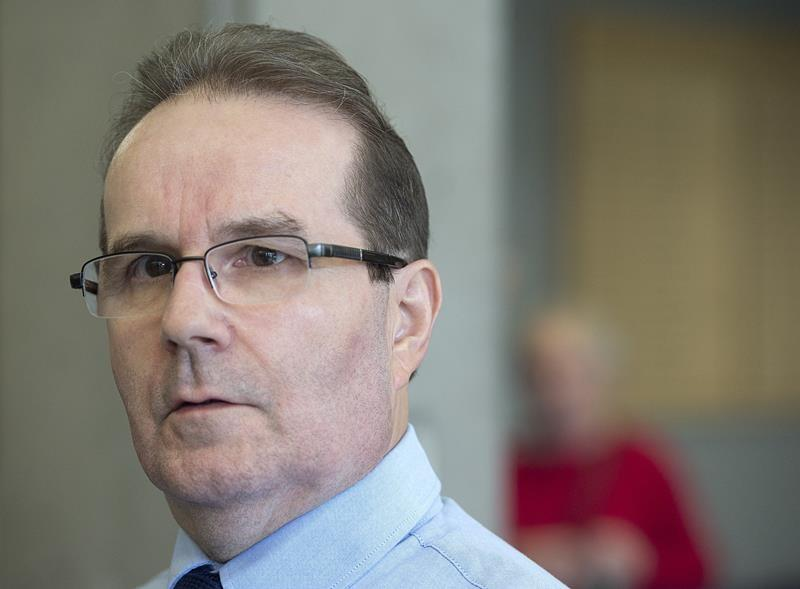 Glen Assoun calls for reform in how Ottawa considers cases of wrongful conviction