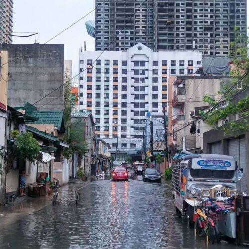 flood-prone areas in metro manila - makati