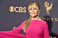 """<p><strong>When: Sept. 17, 2017</strong><br>""""Jane Fonda is turning 80-years-old this year and still looks better than I ever will. That ponytail. Life."""" one fan tweeted. """"I feel like not enough people are freaking out that JANE FONDA LOOKS LIKE THIS AT 79-YEARS-OLD. I'M SHOOK,"""" another said. (<em>Photo: Getty</em>) </p>"""