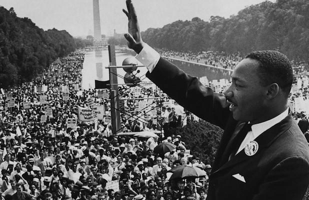 How MLK Ad-Libbed the 'I Have a Dream' Speech