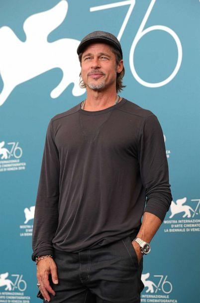 PHOTO: Brad Pitt attends 'Ad Astra' photocall during the 76th Venice Film Festival at Sala Grande on August 29, 2019, in Venice, Italy. (Vittorio Zunino Celotto/Getty Images)