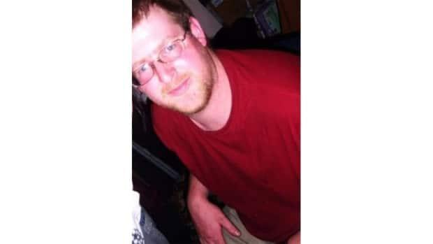 James (Jamie) Leard's Mazda 3 was found in Springhill, N.S., on May 28, two days after he was last seen in New Brunswick. (RCMP/Submitted - image credit)