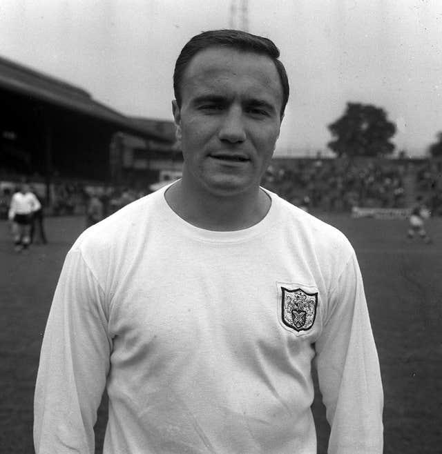 George Cohen was only paid £200 more than the average wage when he played every game of the 1966 World Cup