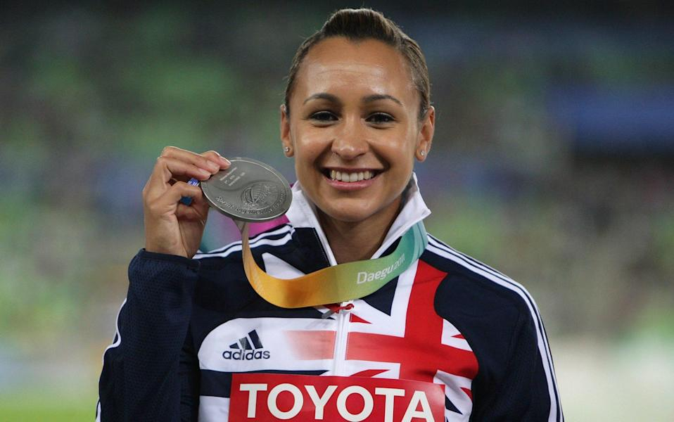 Ennis Hill's 2011 world heptathlon silver was later upgraded to gold after Russia's Tatyna Chernova was stripped of the title - PA