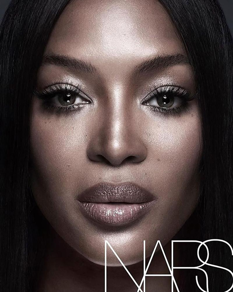 Naomi Campbell Is the New Face of Nars, and It's Somehow Her First Beauty Campaign Ever