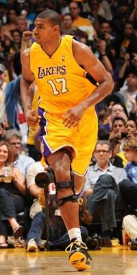 Andrew Bynum has missed 79 games combined the previous two seasons
