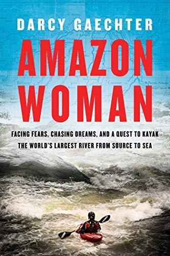 """Amazon Woman,"" by Darcy Gaechter (Amazon / Amazon)"