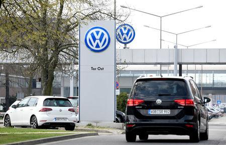 Volkswagen Contemplates Changing CEO in Reshuffle