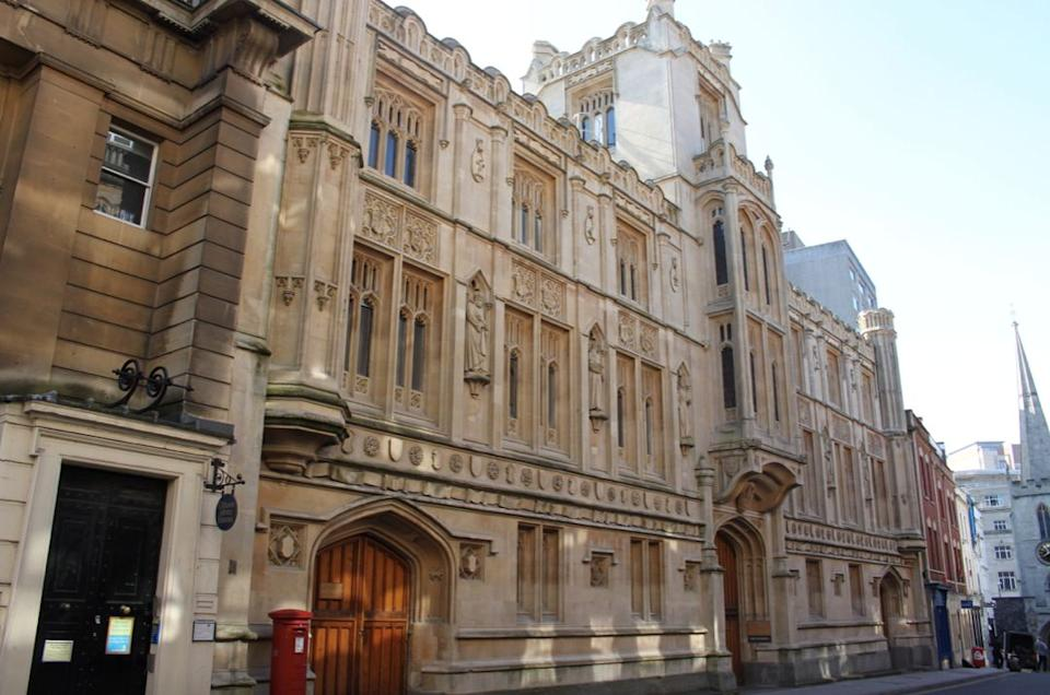 Brown appeared at Bristol Crown Court (Wikipedia)