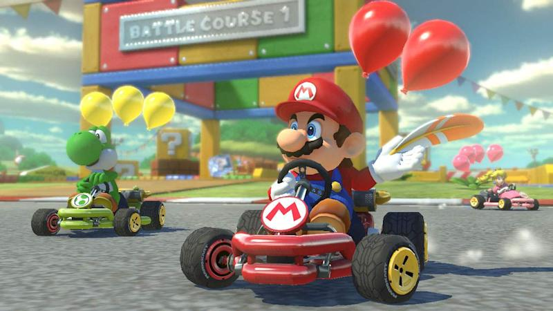 Mario Kart Tour mobile beta by Nintendo has opened up in Japan and the US