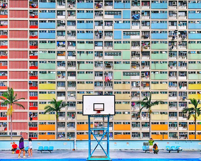 A winning image in Apple's Shot on iPhone Challenge contest.