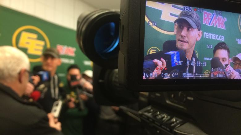 48 hours later, Eskimos coach stands by his 'unpopular' decision