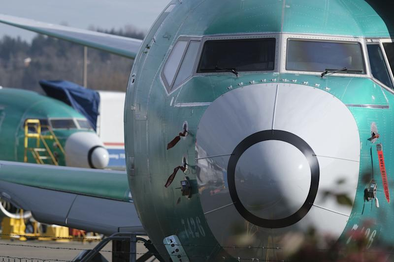 Max Disasters Fuel Outcry Over How FAA Let Boeing Self-Certify