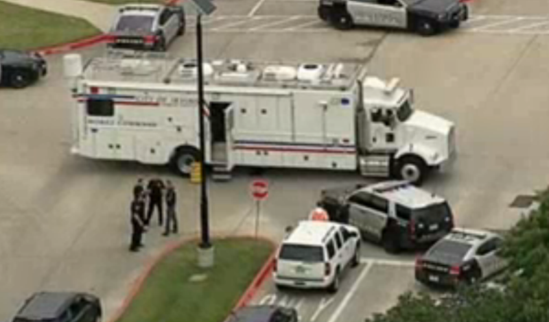 A shooter has been reported at North Lake College in Irving, Texas: NBC DFW 5
